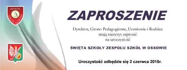 2015 Zaproszenie Logo
